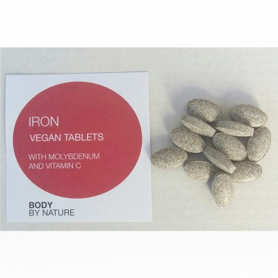 Iron (Vegan) - 50 Eco Pack