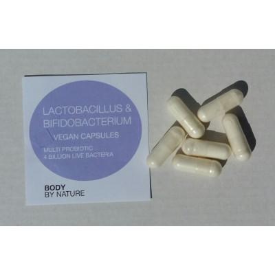 Lactobacillus & Bifidobacterium Multi Probiotic - 30 Eco Pack