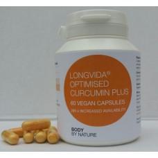 Longvida Optimised Curcumin Plus (Vegan)