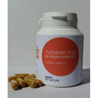 Turmeric Plus (Vegan)