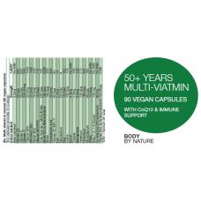 Multivitamin (50+) Vegan