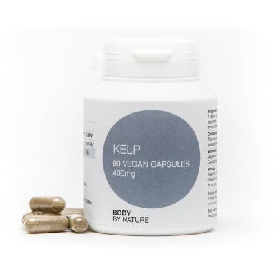 Kelp 400mg Vegan - 90 (4 Pack)
