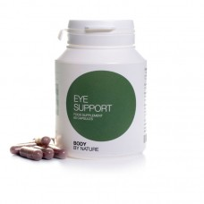 Eye Support (Vegan) - 4 Pack - Lutein, Vitamin E, Bilberry