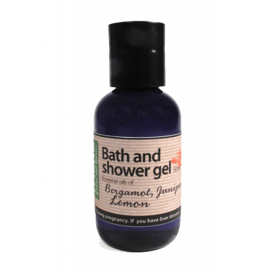 Bergamot Bath and Shower Gel