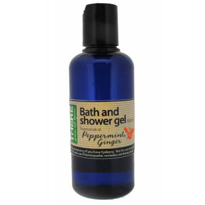 Peppermint Bath and Shower Gel