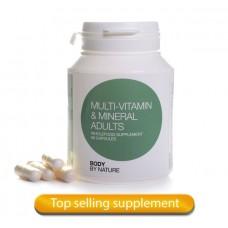 Multi-Vitamin for Adults (Vegan)