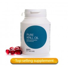 Pure Krill Oil (90) - Astaxanthin, Phospholipids & Vitamin A