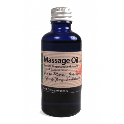 Rose Massage Oils